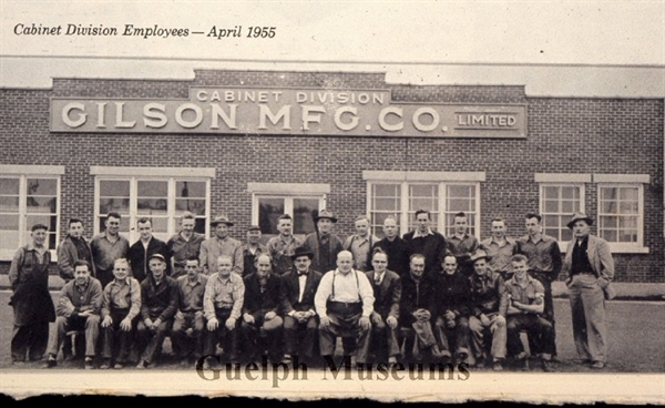 The Rise  And Fall  of Gilson Manufacturing Company Ltd.